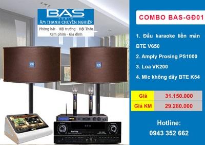 Những thiết bị âm thanh cần thiết cho dàn karaoke gia đình