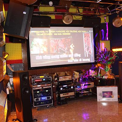 Lắp đặt phòng hát karaoke chuyên nghiệp tại Nam Định