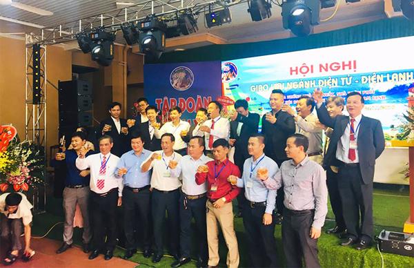 BAS Audio – Đồng hành cùng hội điện tử 5E tỉnh Nam Định
