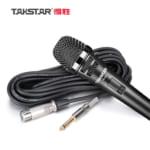 Mic karaokeTakstar TA-60, kèm dây 5m