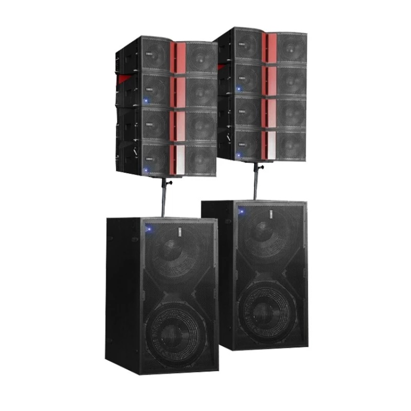 audiocenter linearray combo