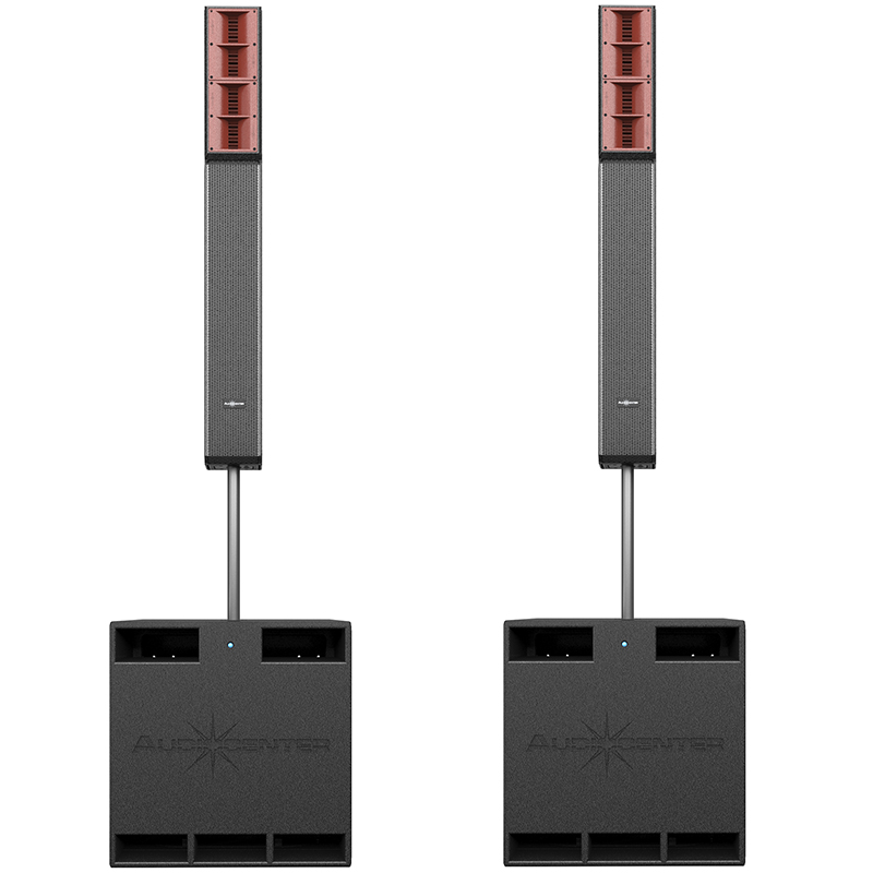 combo linearray audiocenter L65+L65S
