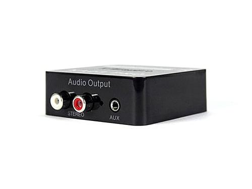 thiết kế của chuyển đổi âm thanh từ tivi ra amply KA03Pro