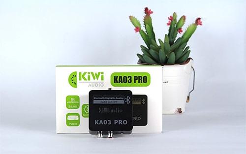 Chuyển quang hỗ trợ Bluetooth KA03Pro